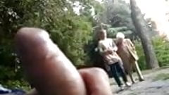Al Parco 5 (Anziana e Badante)