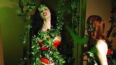 Wonder woman vs Poison ivy  Helpless and Drained