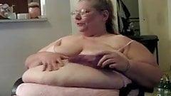 Bbwalmy naked singing