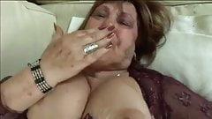fat Granny gets fucked