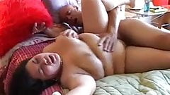Tyung is a tasty asian BBW with lovely large tits