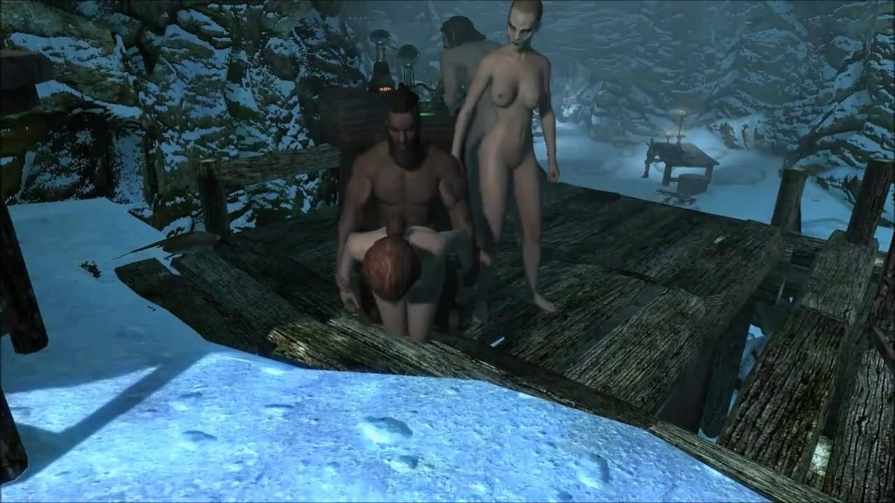 image Elisif nude and helpless in skyrim pt2