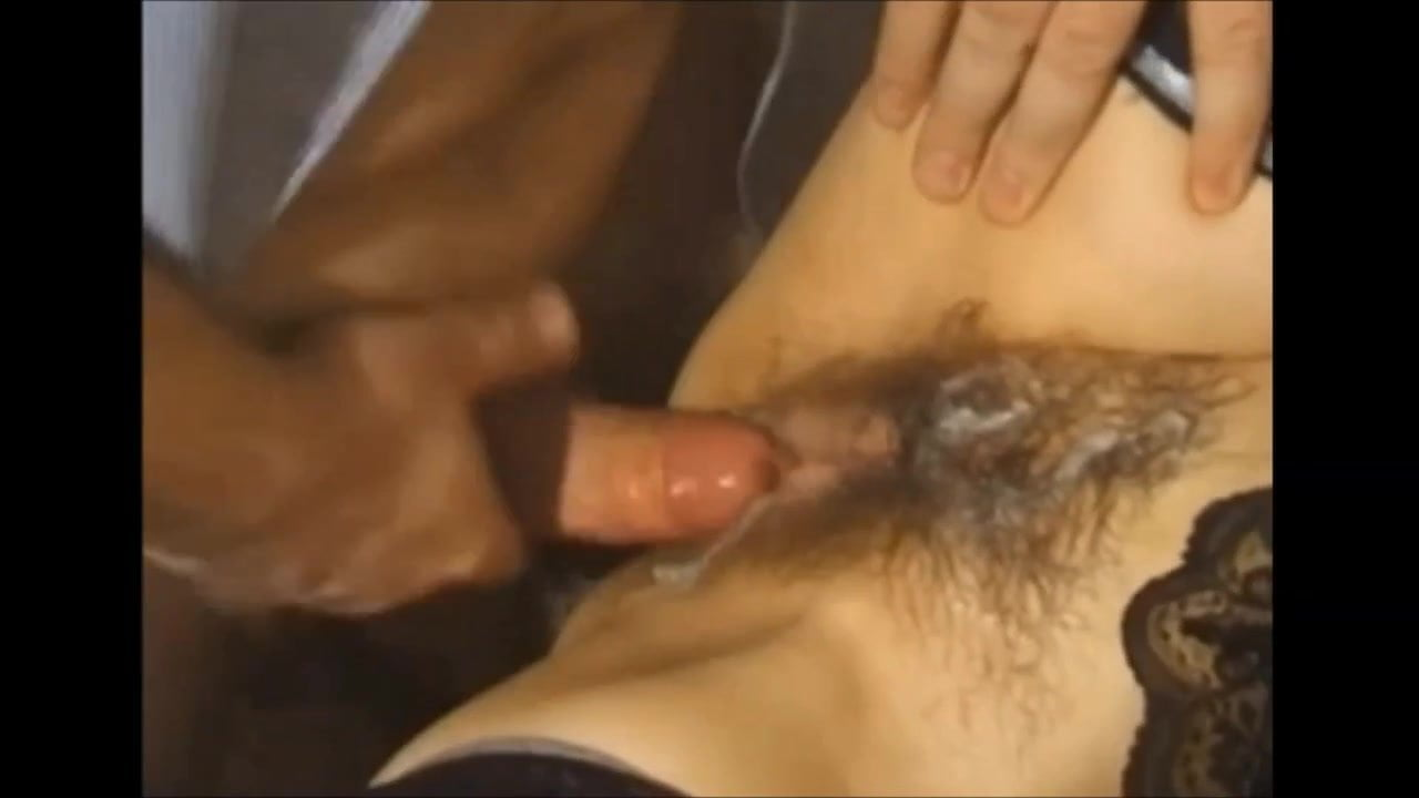 Bush Cum Compilation Hairy On#1