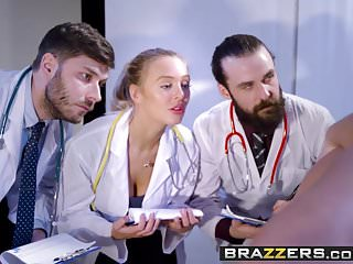 Preview 3 of Brazzers - Doctor Adventures -  Amirahs Anal Orgasms scene s