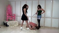 Female Superiority - The Queens of Whip !