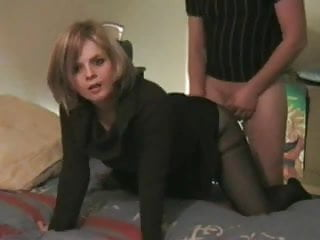 Milf and the lawn boy - The milf and the bull