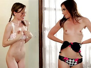 Aubrey Star and Emma Stoned at WebYoung