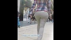 culona pantalon arena
