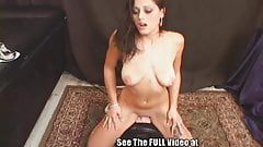 Party Girl Alena Gets Off On Dirty D's Sybian