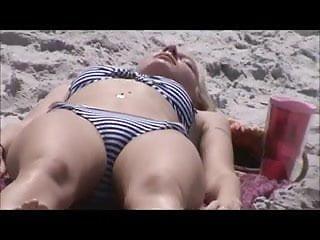 candid beach crotch shot spy 139, puffy pussy