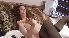 Mom LaBasque Masturbation