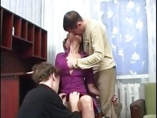 Backdoor Moms Has Anal Sex With Two Young Boy