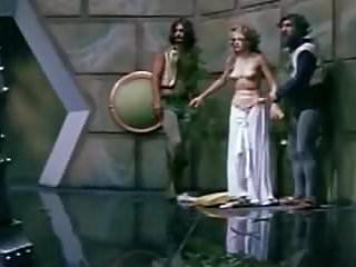 Candy Samples scene - Flesh Gordon (1974)