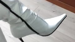 My white boots