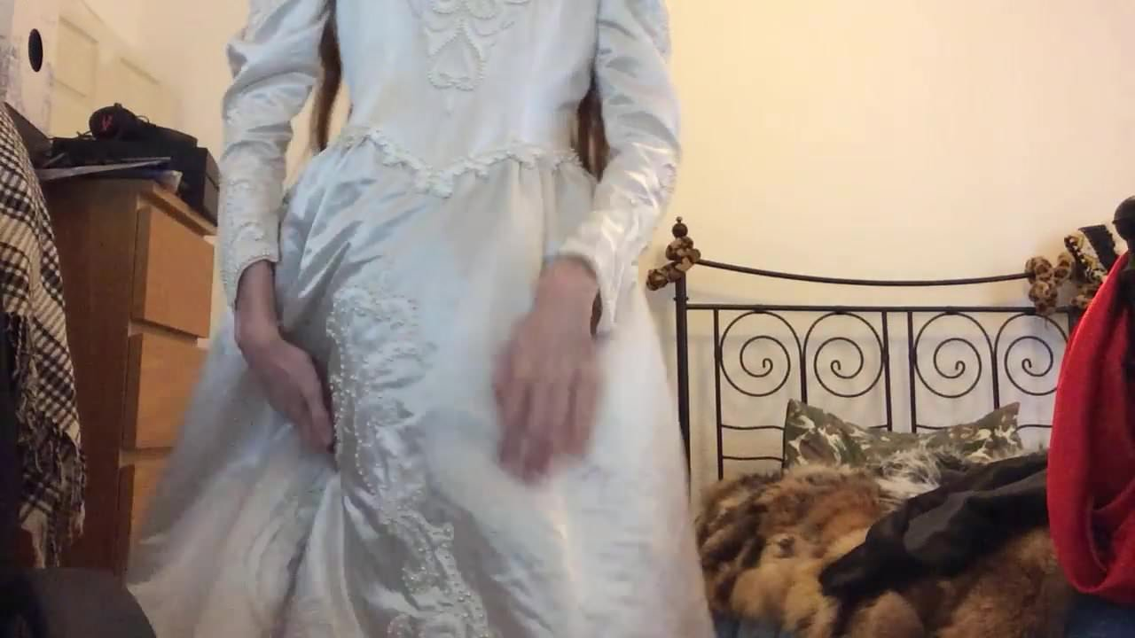 Crossdresser bride porn