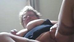 granny alone