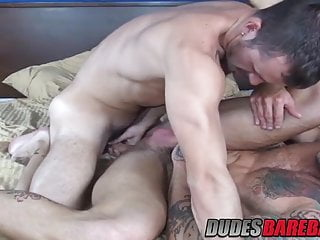 Sean Duran and fucker Jimmie Slater suck and fuck each other