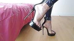 My Giaro heels, first look.