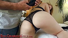 Hot MILF Gracelynn Moans Get Her Tight Ass Licked And Toyed