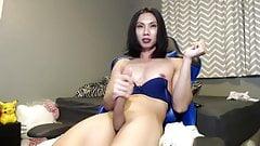 Sexy Blonde Hand Jobs