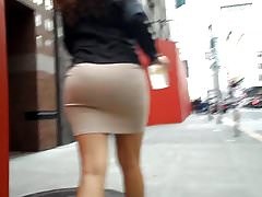 Bootycruise: Downtown Asian Track Shorts Cam