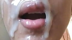 Amateur - Pregnant Latino Fuck & Huge Facial