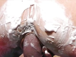 Vanessa Cougar Milf Mature Outdoor Close Up Bikini Shaved