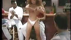 Carol Cummings Dances on a Black Cock