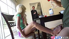 Cute Gf Karly Baker Gets Fucked Hard