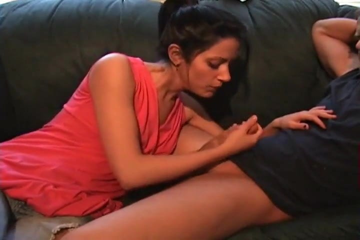 Great handjob, lovely gf, homemade