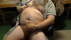 hair big bear cumming
