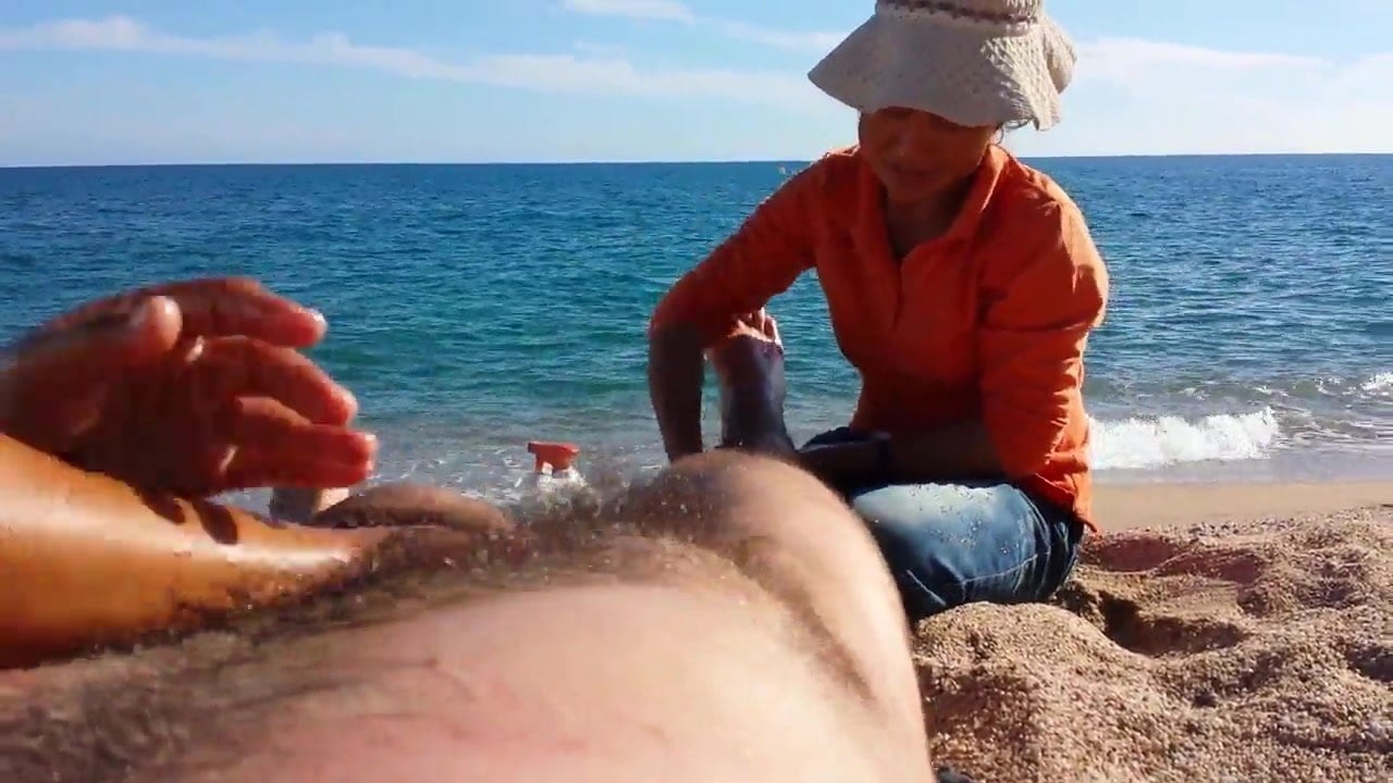 free nude massage video