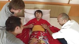 Doll petting girl si 14 creampie