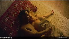 Katja Riemann nude and passionate sex scenes