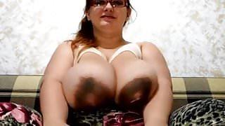 Big boobs milk