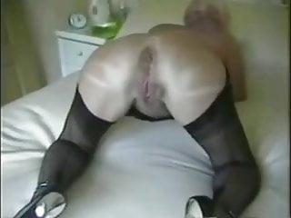 Granny Asshole - negrofloripa