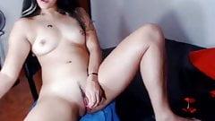 Landing strip pussy hair