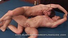 Nude Male Wrestling