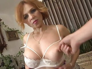 Hot milf and her younger lover 181