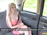 Fake Taxi hot blonde fucks new cabbie