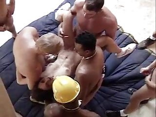 Workers Gangbang Teens