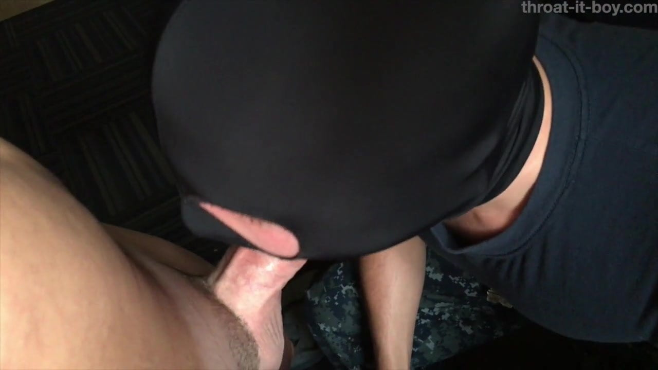 Gay sailor deepthroat