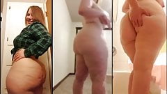 Mal Maloy PAWG hottest compilation split screen