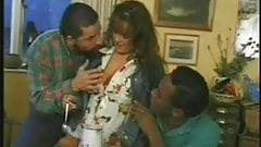 Lorraine Ansell - British Retro Interracial Anal