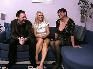 Ginas big tits - Gina casting - ela und sam