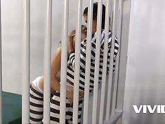 Vivid.com - Lesbian prisoned jailed bitches