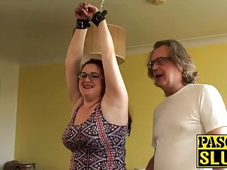Greedy MILF gets pussy drilled hard