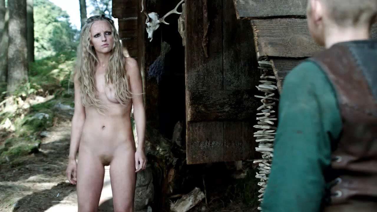Maude Hirst Nude Pussy Tits In Vikings Scandalplanetcom