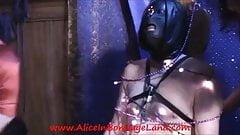 Bondage Christmas Tree Humiliation Femdom T&D Tease Mistress