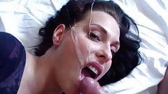 Excellent Amateur Cum-Face-Spraying